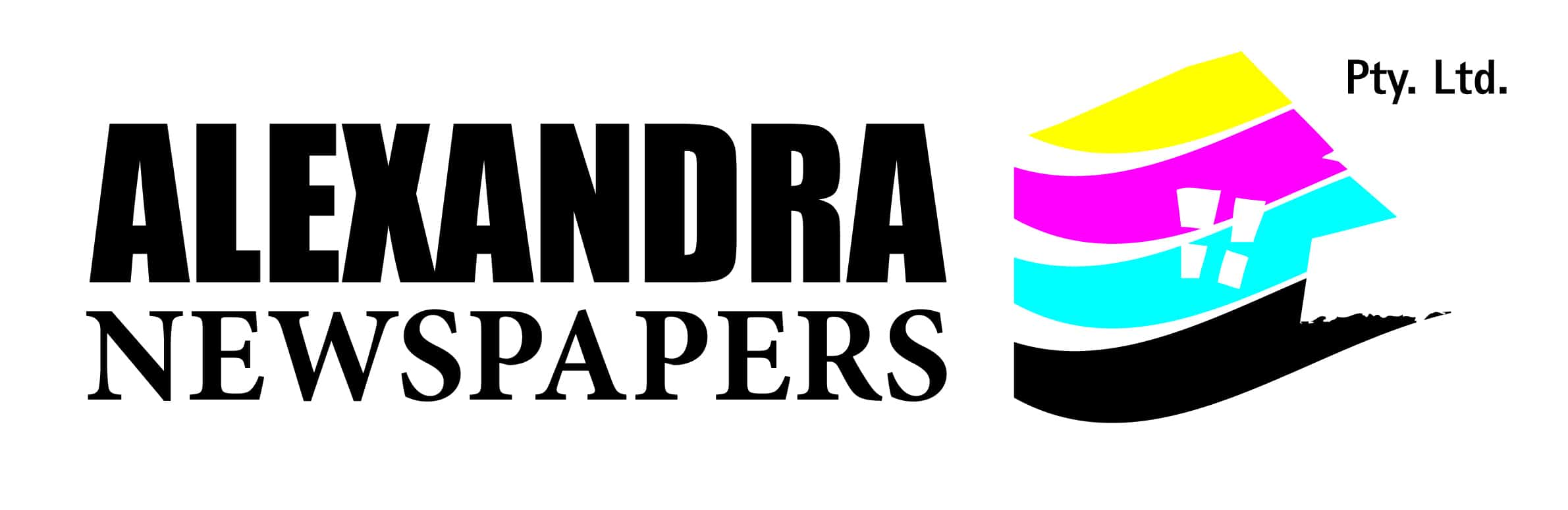 Alexandera Newspapers Logos
